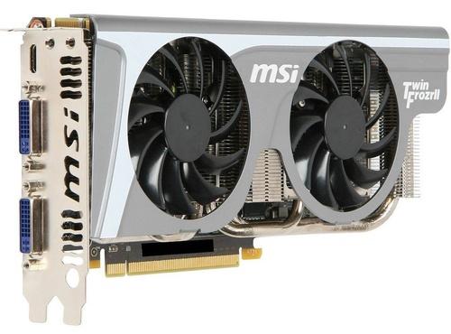 MSI N560GTX-Ti Twin Frozr II/OC