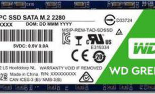Western Digital Green 240GB SATA3 (WDS240G1G0B)
