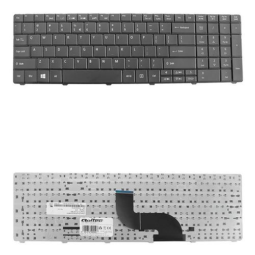 Qoltec Klawiatura do notebooka ACER ASPIRE E1-521 E1-531 E1-531G E1-571