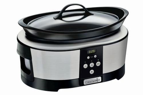 Crock-Pot 5,7 l Chrom
