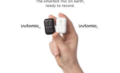 Instamic, Czyli Innowacyjny Rejestrator Dźwięku
