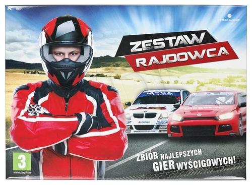 Zestaw Rajdowca