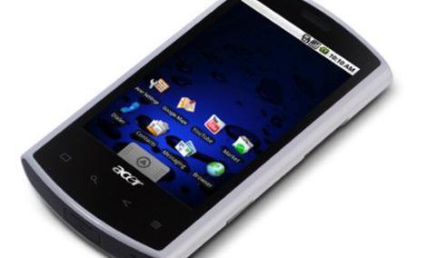 Acer Liquid A1 – pierwszy smartfon z Androidem i procesorem Snapdragon