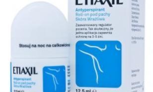 Etiaxil Etiaxil Dezodorant do skóry wrażliwej