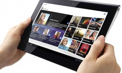 Sony Tablet S teraz z modemem 3G