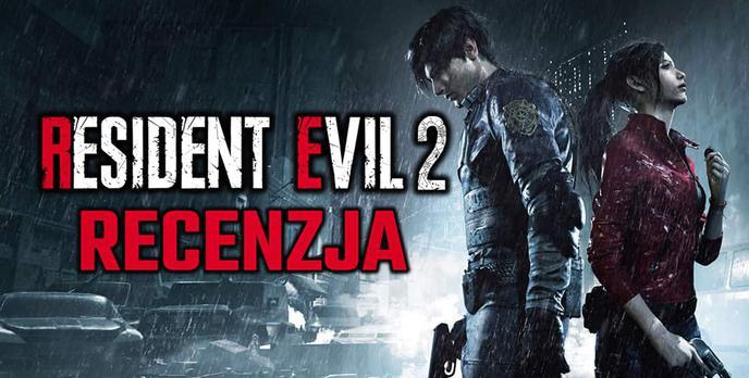 Recenzja Resident Evil 2 – Udana Kuracja Odmładzająca?