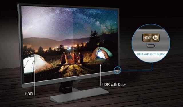 Urządzenie wspiera standard HDR.