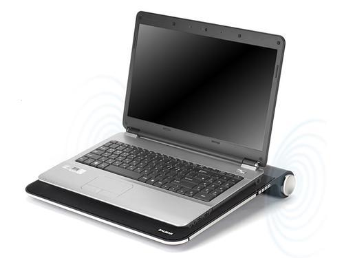 Zalman Podstawka chłodząca pod Notebook ZM-NC3500 PLUS (Czarna)
