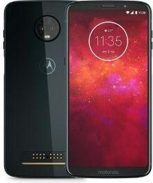 Motorola Moto Z3 Play 64GB Czarny (PABH0048PL)