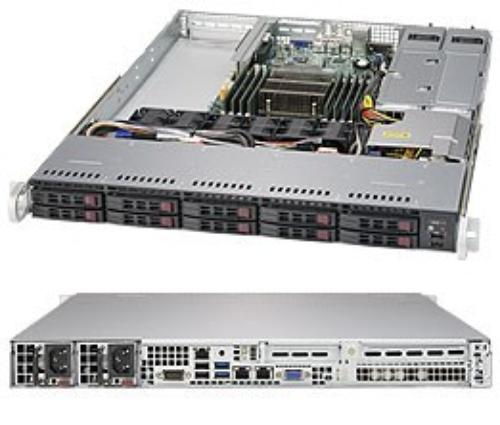 Supermicro SuperServer 1018R-WC0R SYS-1018R-WC0R
