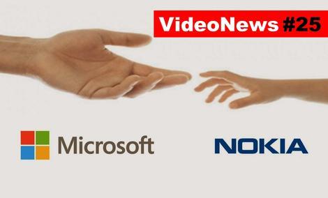 VideoNews #25 - koniec Nokii...?