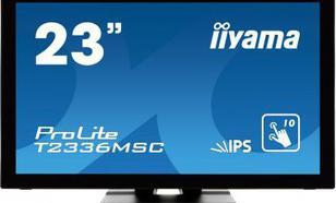 23'' T2336MSC-B2 IPS,10p P-Cap,HDMI,USB HUB,BezelFree