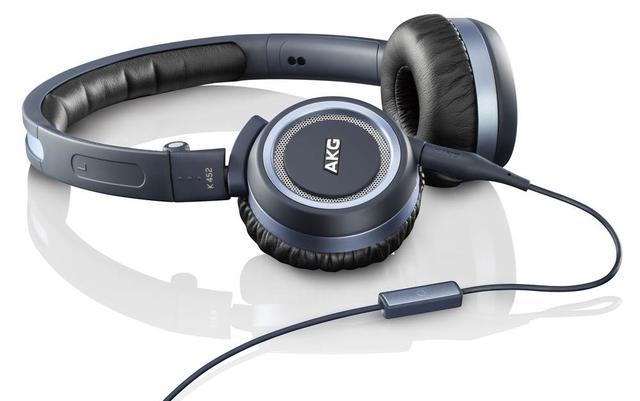 AKG K452 - idealne słuchawki na jesień