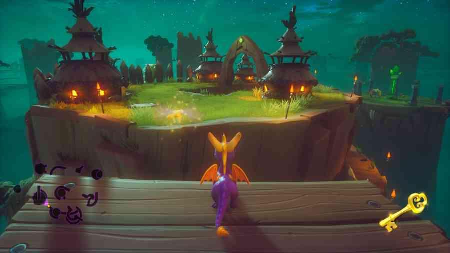 Spyro Reignited Trilogy - Jeden z trudniejszych poziomów