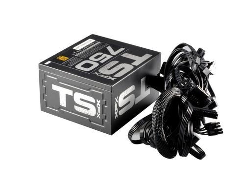 XFX TS 750W (80+ Gold, 4xPEG, 120mm, Single Rail)