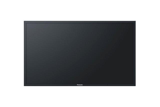 Nowe cienkie monitory Panasonic dla Digital Signage