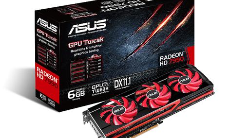 Maksymalna wydajność z ASUS Radeon HD 7990