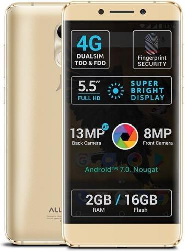 AllView P8 PRO 16GB Złoty