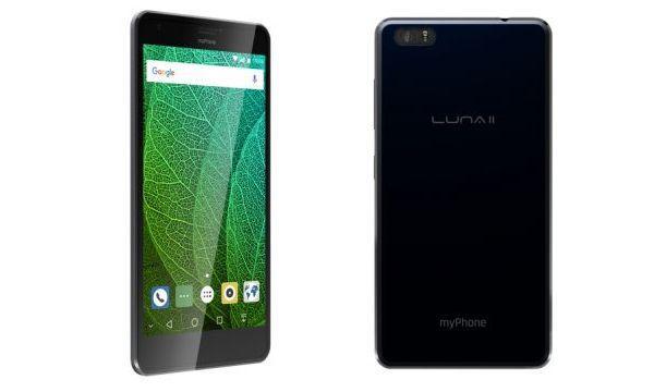 my phone luna II