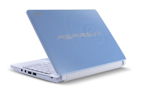 Acer Aspire One Happy (Blueberry Shake)