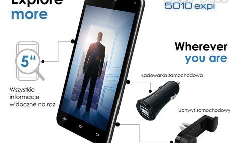Nowy, Elegancki Smartfon Od Overmax Już Wkrótce W Sprzedaży