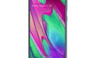 Samsung Galaxy A40 (czarny)