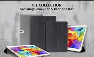 "Puro Zeta Slim Ice Samsung Galaxy Tab S 10.5"""