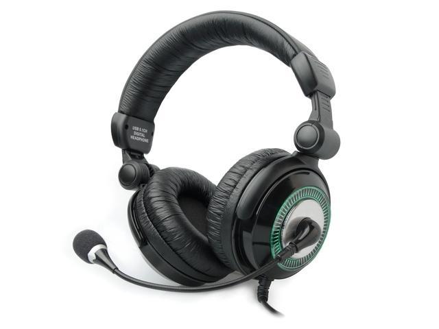 Słuchawki Natec Genesis HX77 USB Real 5.1 dla graczy