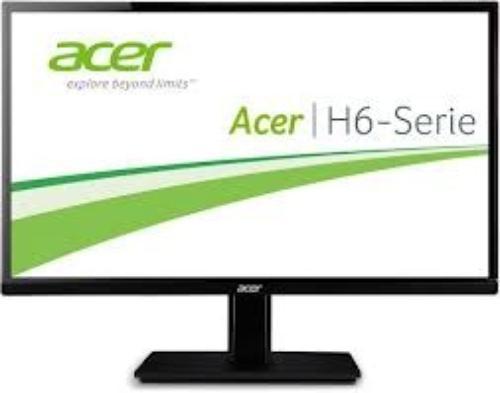 Acer 23'' Monitor H236HLbmjd 58cm 16:9 IPS LED FHD 5ms 100M:1 DVI HDMI-MHL głośniki czarny (magnezowa stopa, łatwe podłączenie Smartphone HDMI-MHL)