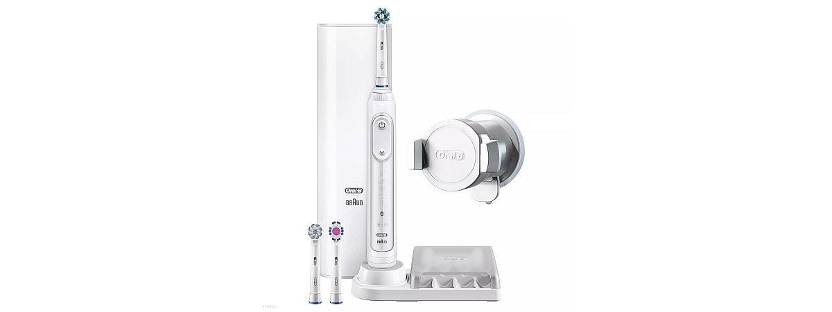 szczoteczka rotacyjna firmy Oral-B