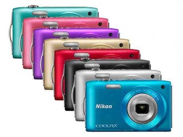 Nikon Coolpix S3300 - niewielki aparat cyfrowy