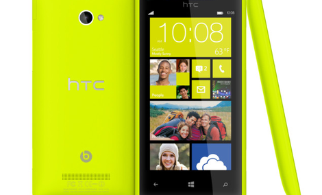 HTC Windows Phone 8X [TEST]