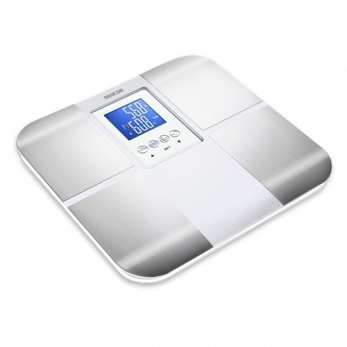SENCOR SBS 6015WH Do 180 kg, fitness WAGA ŁAZIENKOWA