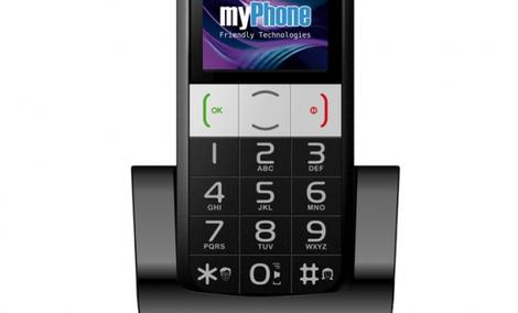 Elegancki telefon dla Babci i Dziadka już za 99 złotych w Biedronce