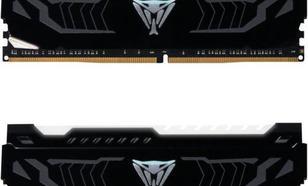 Patriot DDR4 LED WHITE 16GB 2400MHz CL14 DUAL KIT (2X8GB)