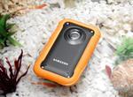 Samsung HMX-W350 - unboxing niezwykle wytrzymałej kamery