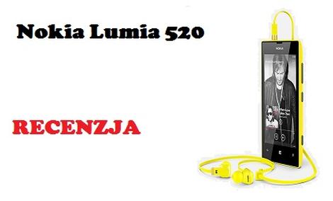 Nokia Lumia 520 [RECENZJA]
