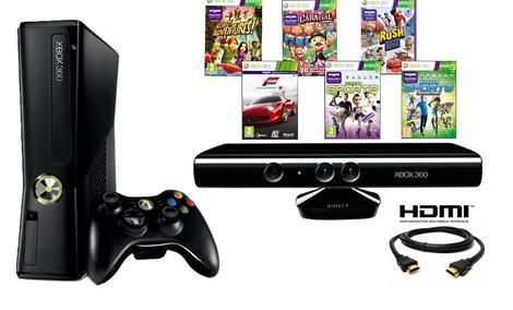 Xbox 360 Kinect - zastąp kontroler swoim ciałem
