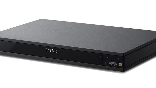 Odtwarzacz blu-ray Sony