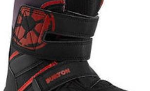Burton Darth Vader Grom 2014