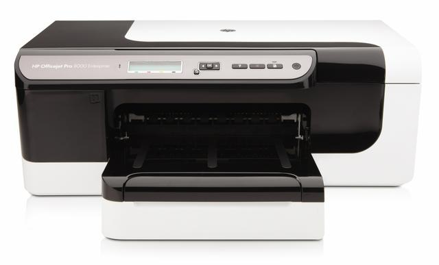 HP Officejet 8000