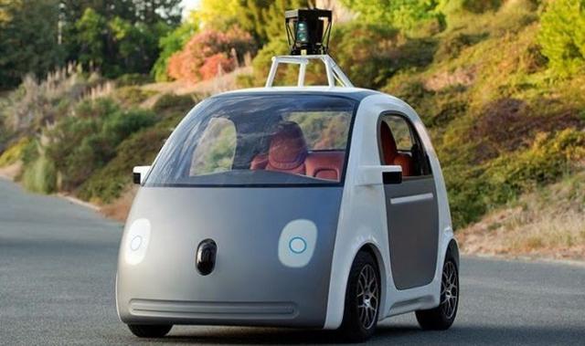 Autonomiczne Samochody Google Już Latem na Drogach