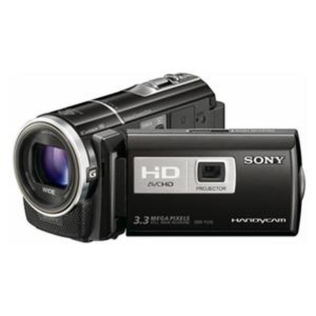 Kamera cyfrowa wysokiej klasy - Sony HDR-PJ10