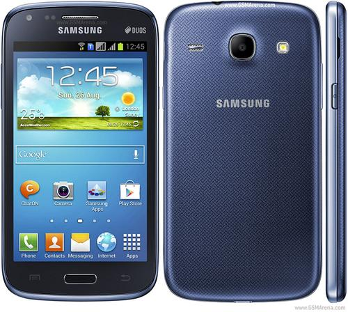 Samsung I8260 Galaxy Core Single Sim Blue