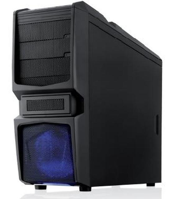 iBOX NET 716 obudwa komputerowa [UNBOXING]