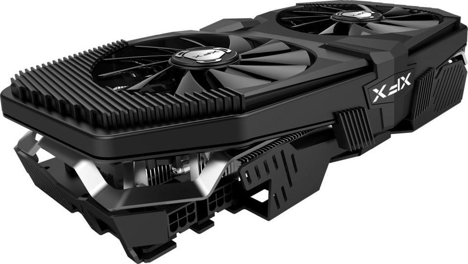 XFX Radeon RX 5700 XT Ultra Raw II 8GB GDDR6 (RX-57XT8OBF6)