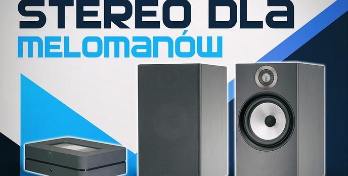 Powernode 2i + B&W 606 - Test zestawu stereo