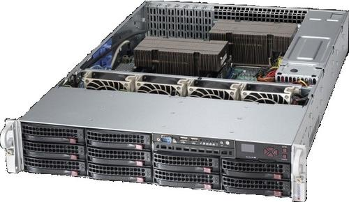 Supermicro SuperServer 6027AX-TRF-HFT2 SYS-6027AX-TRF-HFT2