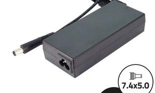 Qoltec Zasilacz do HP Compaq 90W | 18.5V | 4.9A | 7.4*5.0