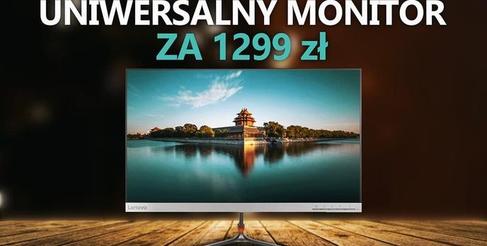 Recenzja Uniwersalnego Monitora Lenovo L27q-10 za 1299 zł